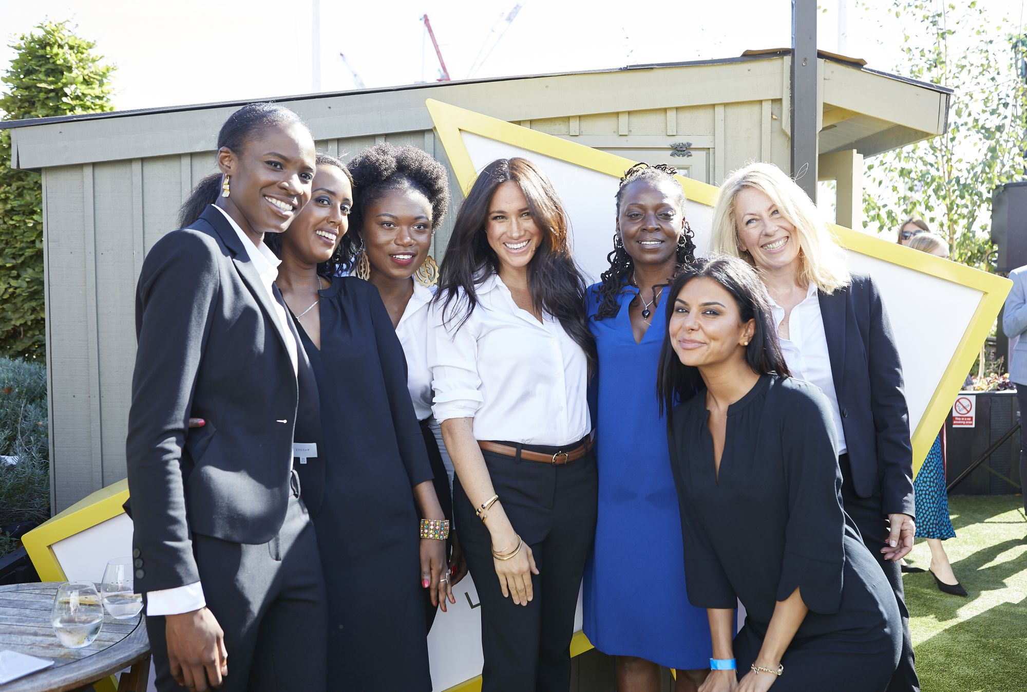 Meghan Markle Has Released A 5-Piece Fashion Line To Benefit Smart Works Charity