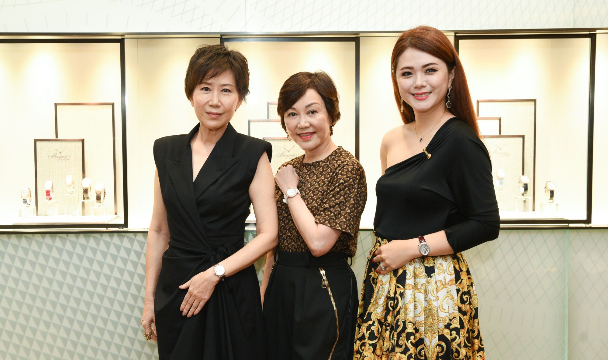 A Ladies' Night At The Breguet Boutique