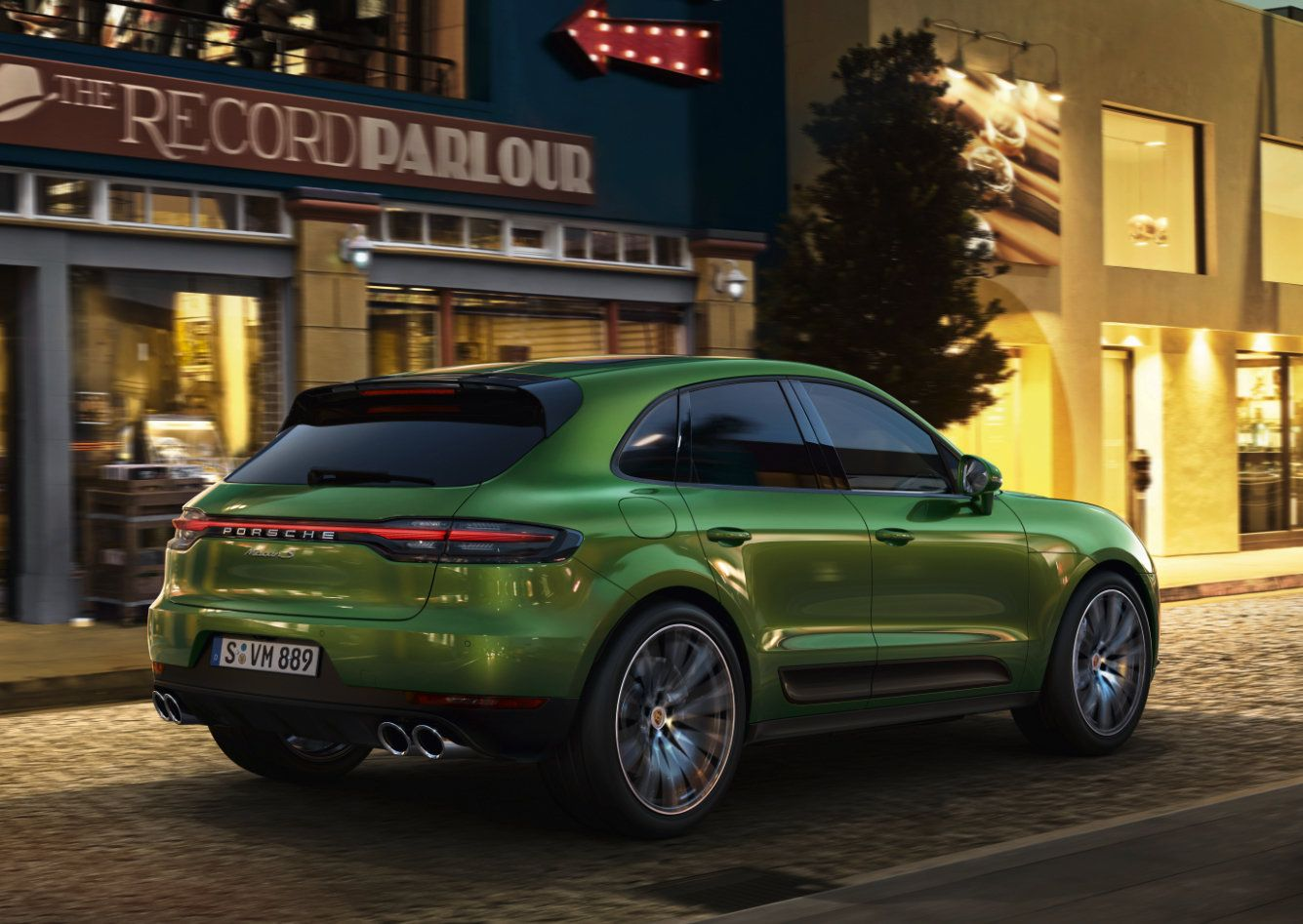 5 Reasons Why You Should Drive The New Porsche Macan Tatler Singapore