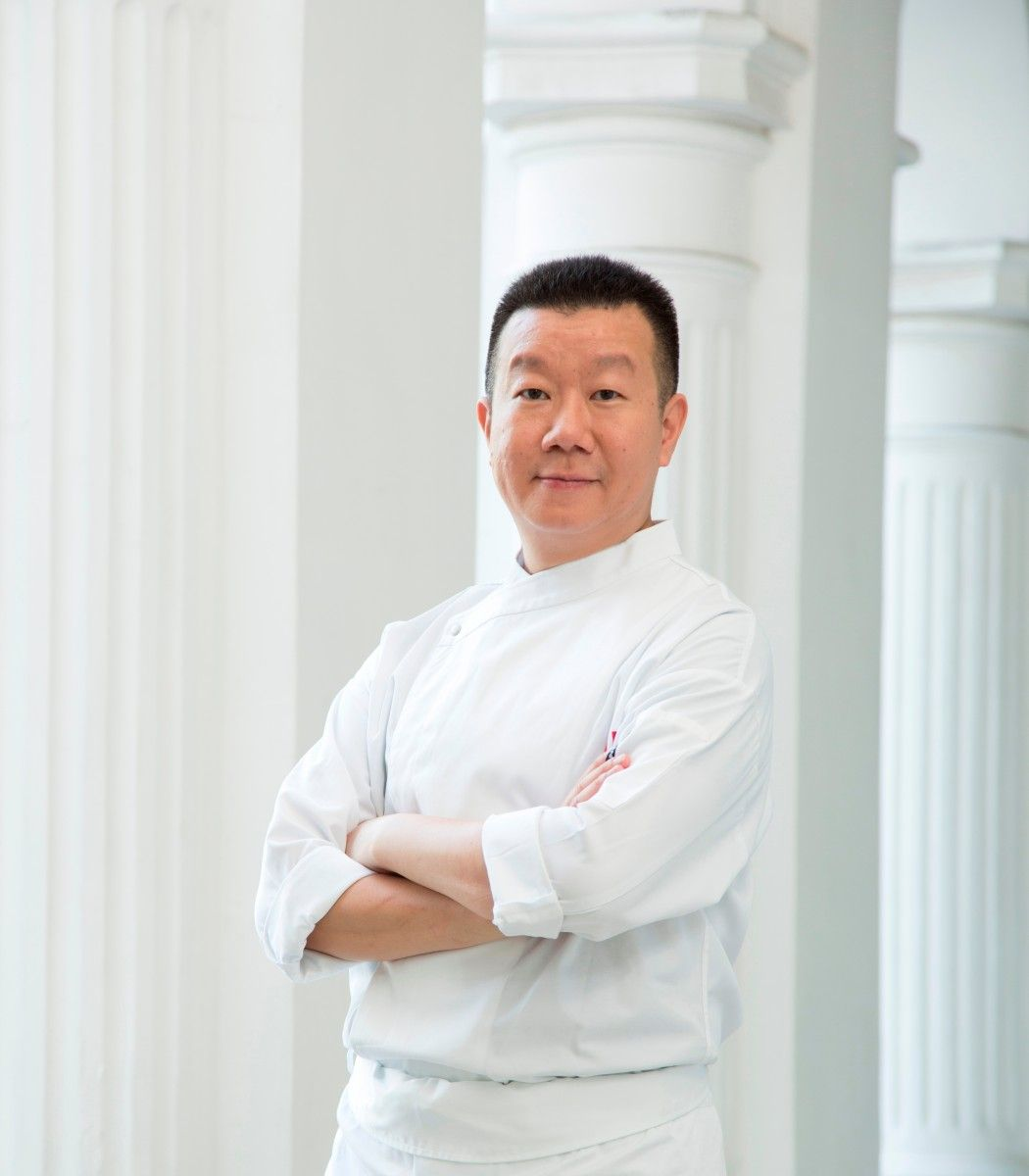 After 17 Years, Chef Jereme Leung Returns To Singapore And Opens New Restaurant, Yi, At Raffles Hotel