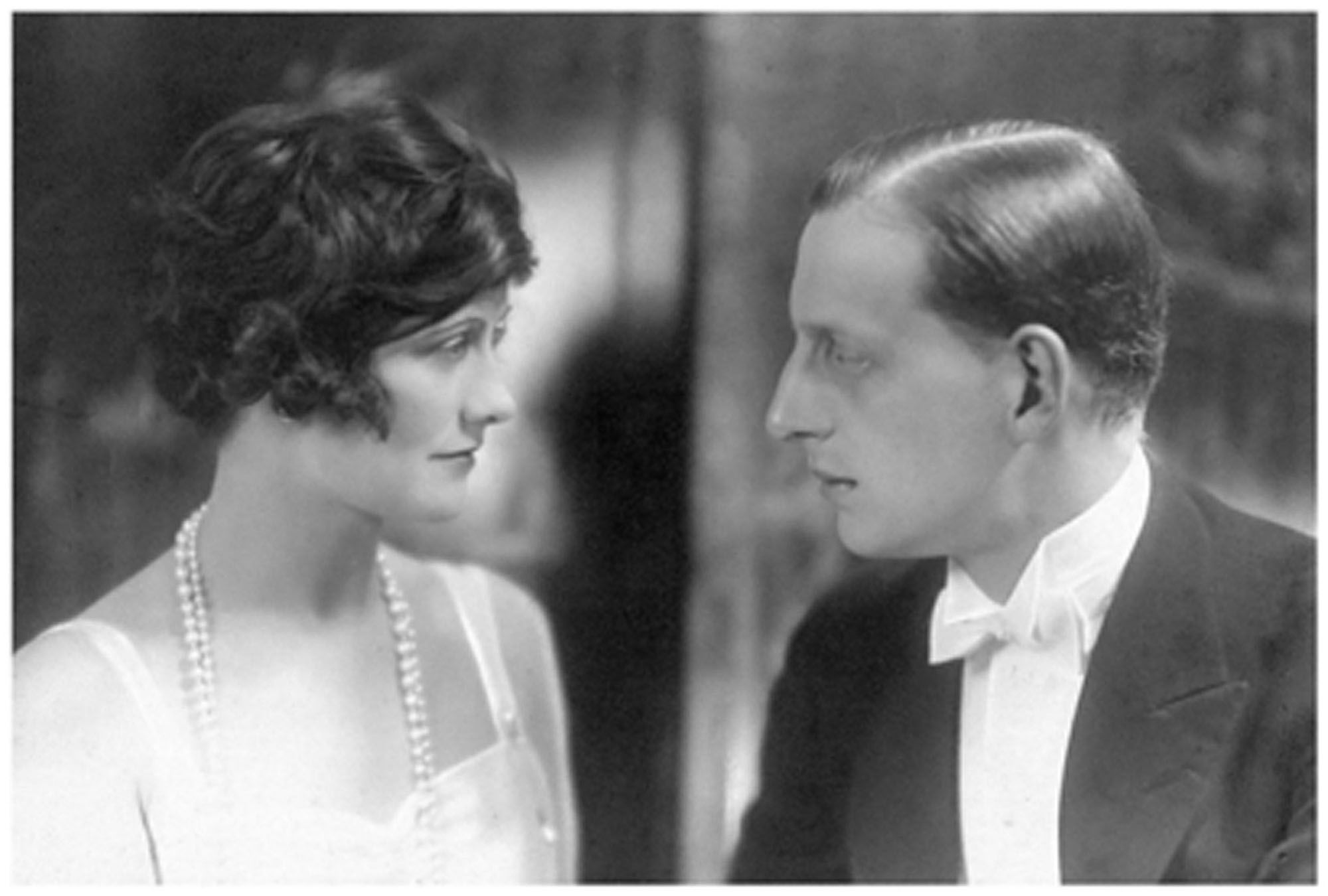 Gabrielle Chanel and the Grand Duke Dmitri Pavlovich, 1920 (Image: Collection Chanel)