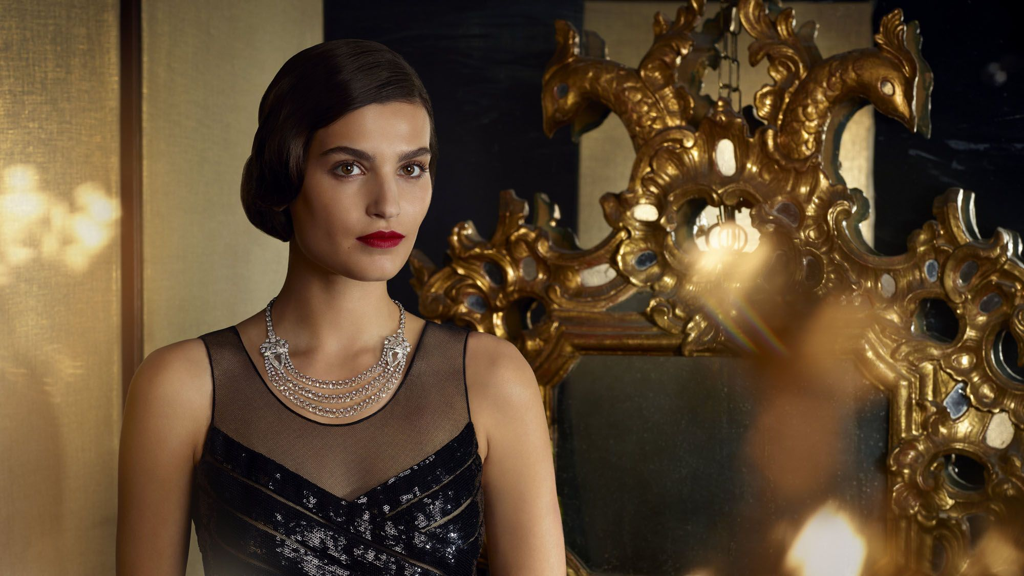 Chanel's Latest High Jewellery Collection Takes Inspiration From Russia