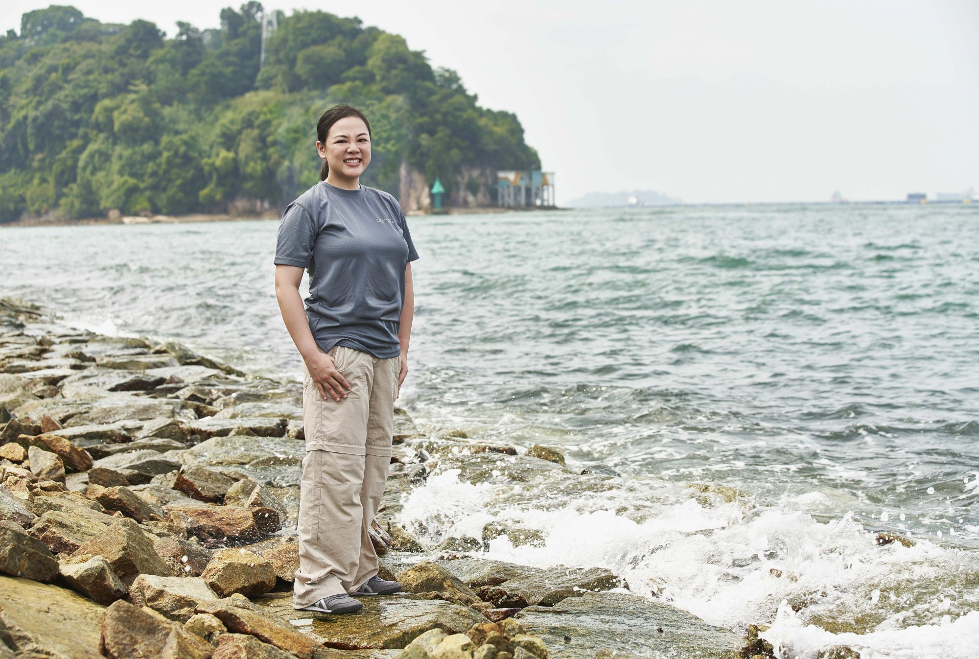Rolex Perpetual Planet Campaign Inspires Marine Ecologist Neo Mei Lin To Do More For Planet Earth