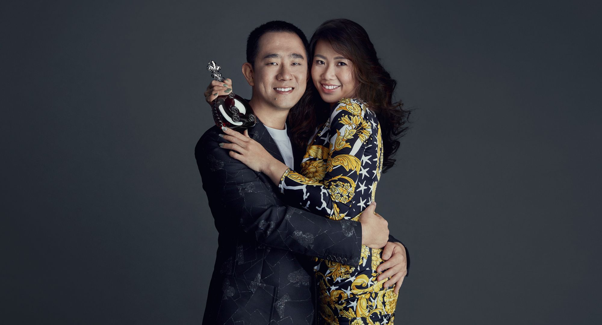 Thinking A Century Ahead With Louis XIII Black Pearl AHD: Anthony Yong And Siow Yin Yin