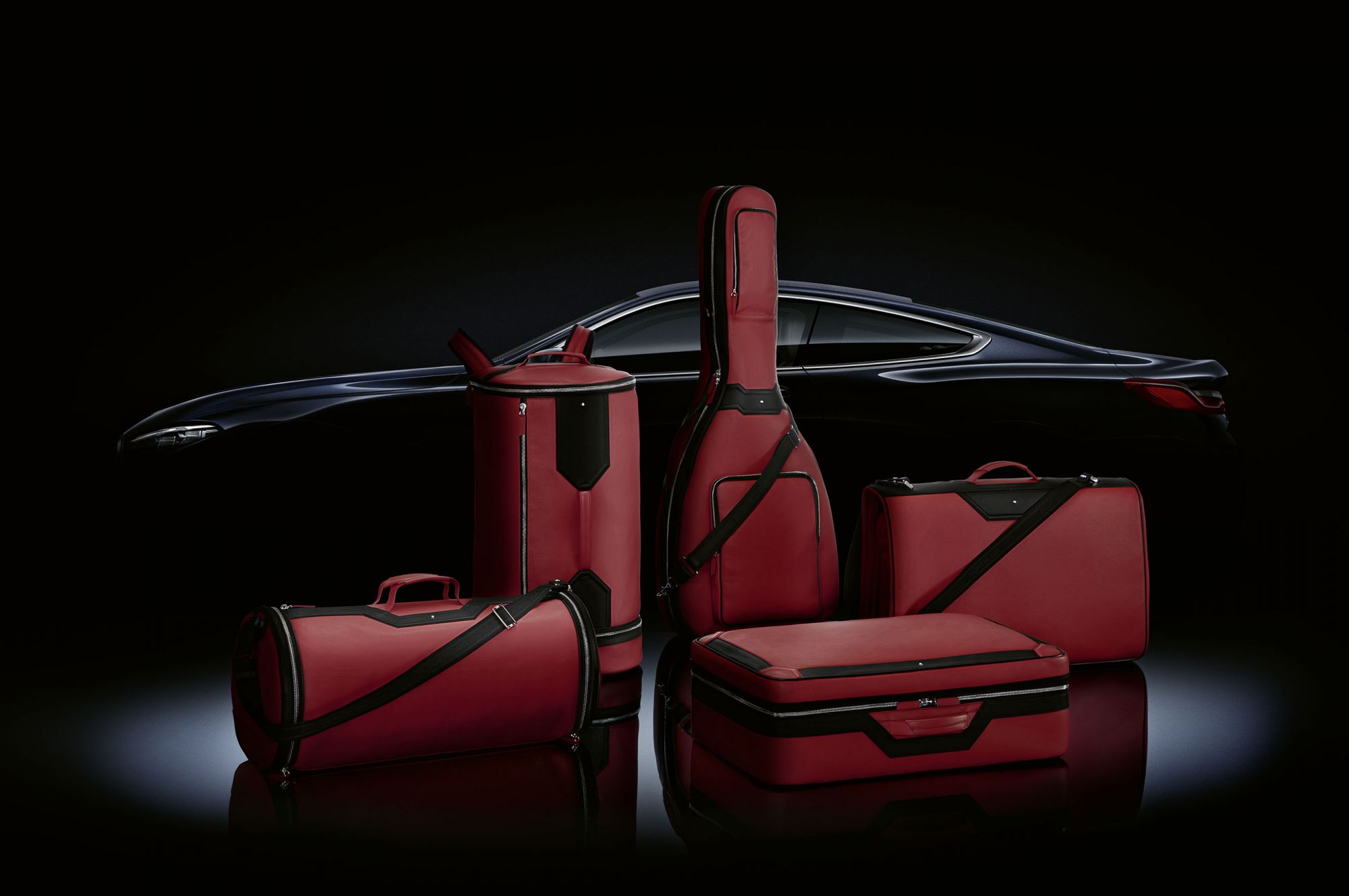 Lust List: Montblanc And BMW Team Up To Launch Limited Edition Luggage Set
