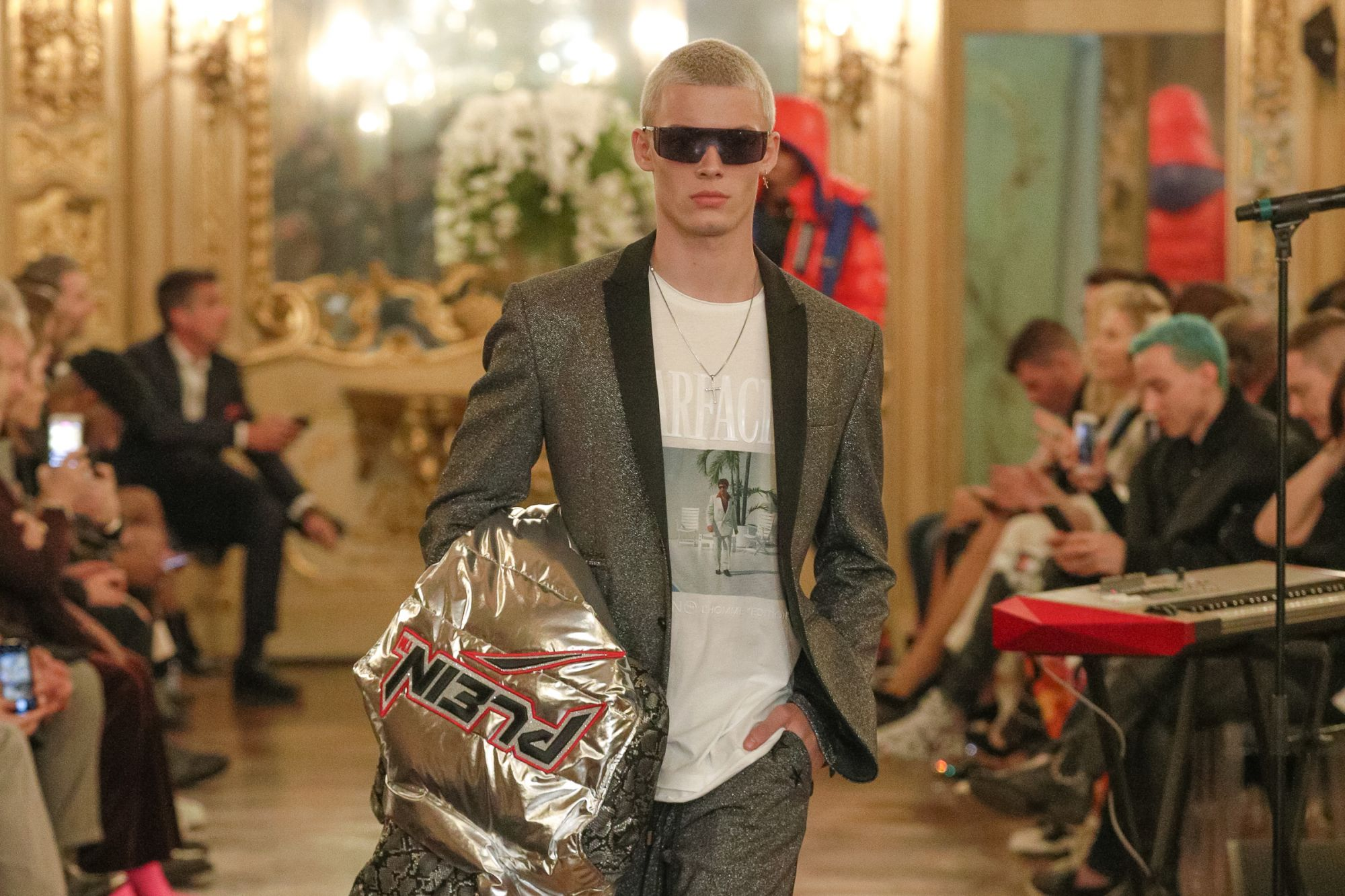 Tatler 10: The Best From Philipp Plein's Fall/Winter 2019 Collection