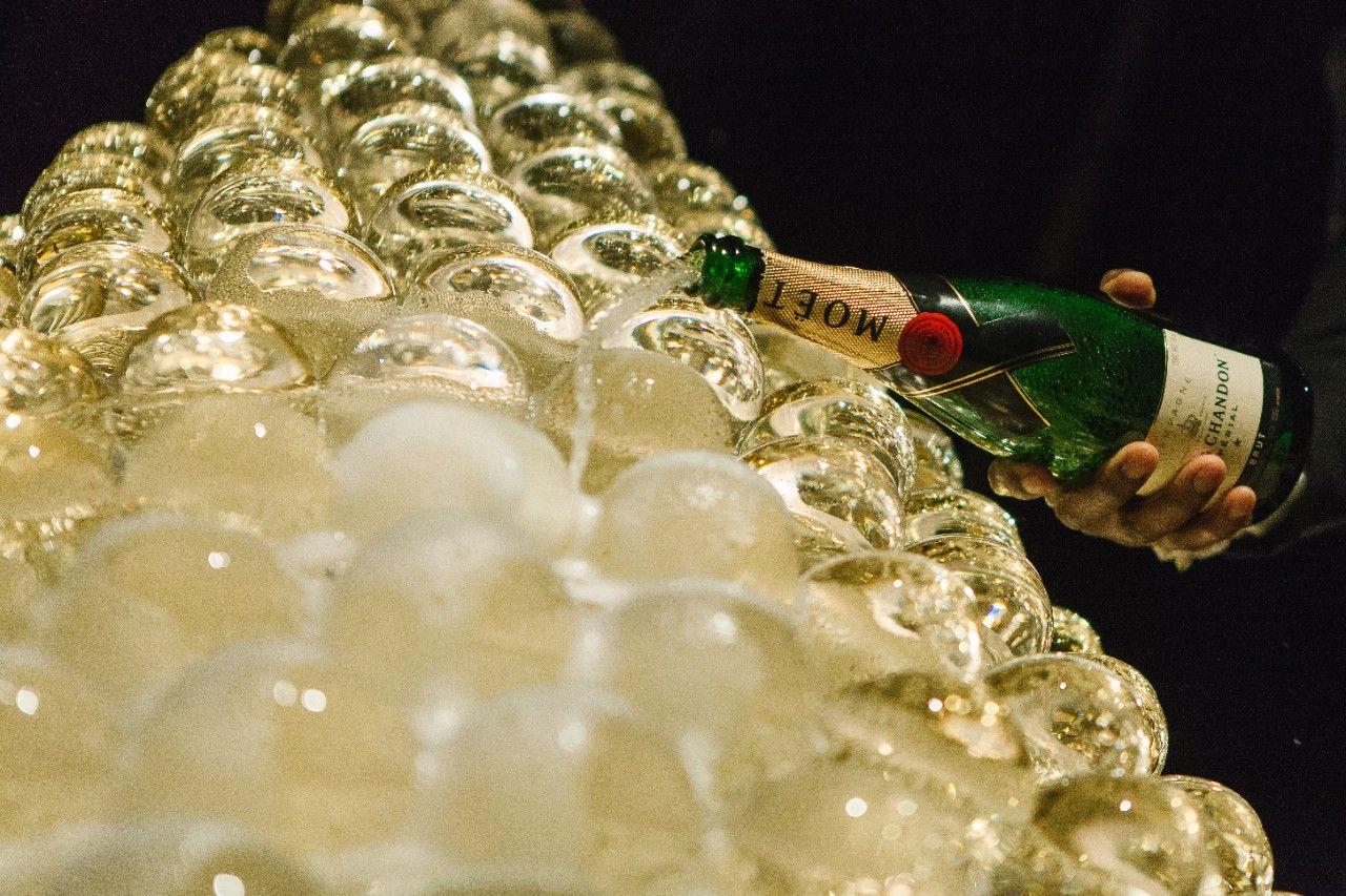 Raise A Glass: Moët & Chandon Celebrates 150 Years of Moët Impérial