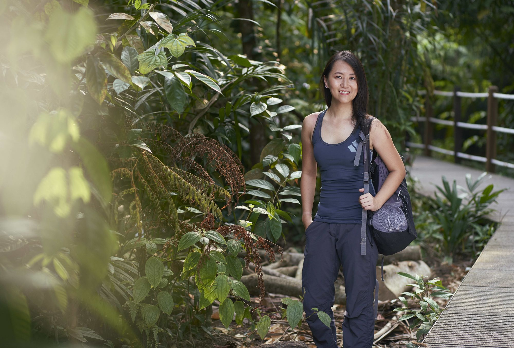 Primatologist Andie Ang Wants To Effect More Positive Change For Earth Thanks To The Rolex Perpetual Planet Campaign