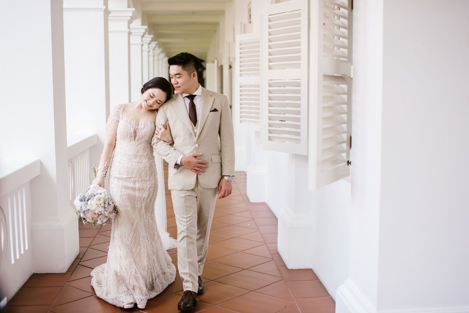 Be It A Wedding That's Big Or Small, Here's How You Can Celebrate It At Capella Hotel Singapore In Sentosa