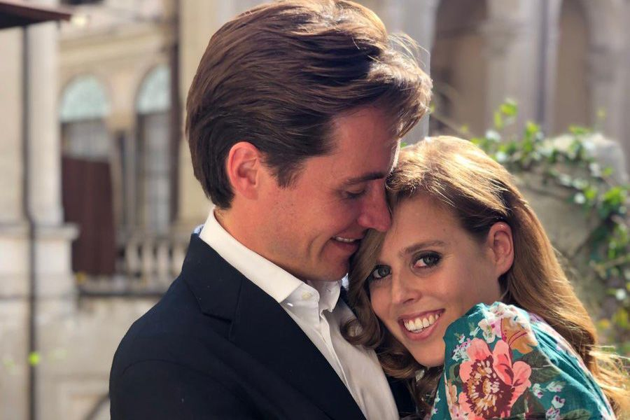 Princess Beatrice Announces Engagement To Real Estate Tycoon Edoardo Mapelli Mozzi