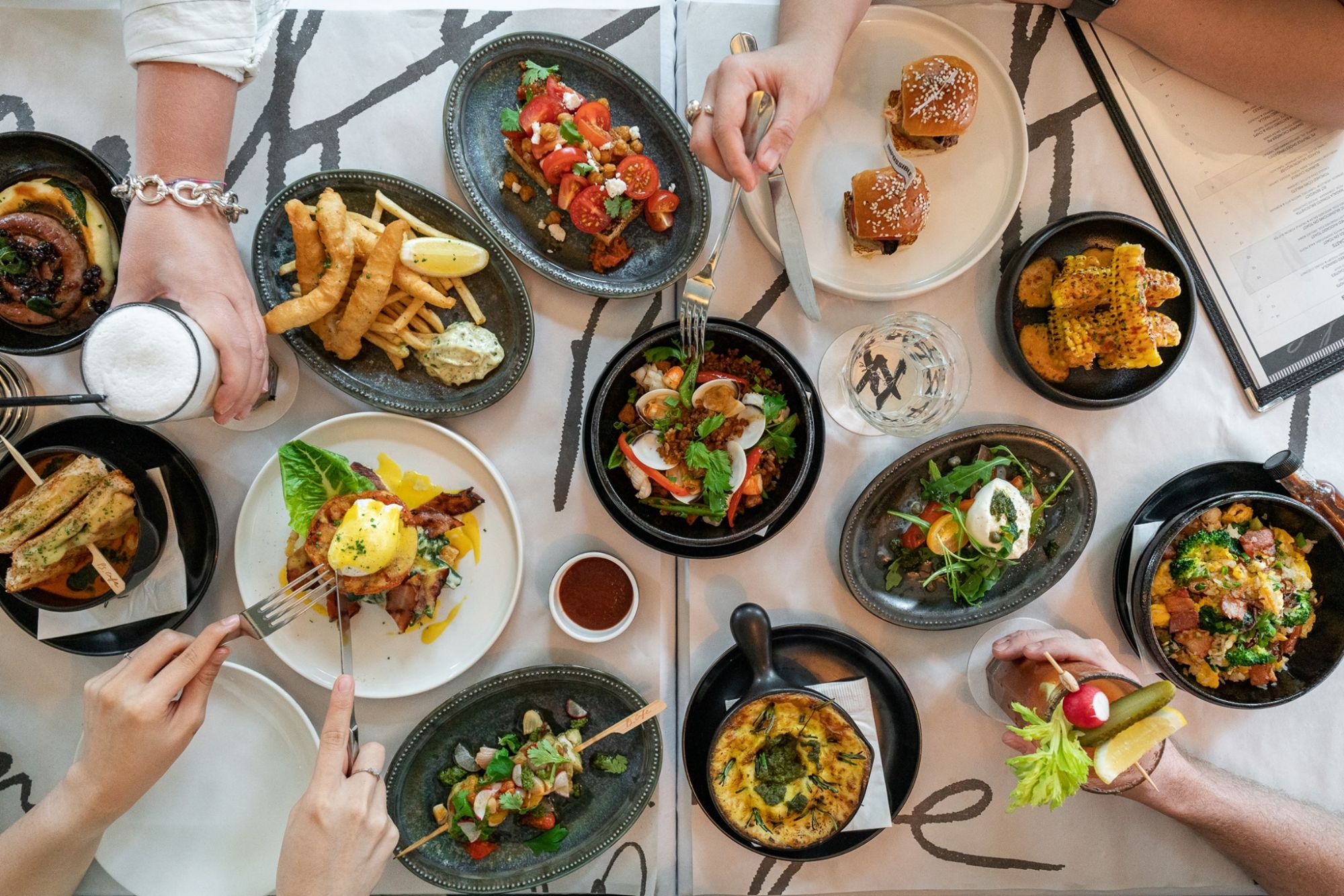 The Best Weekend Champagne Brunches In Singapore