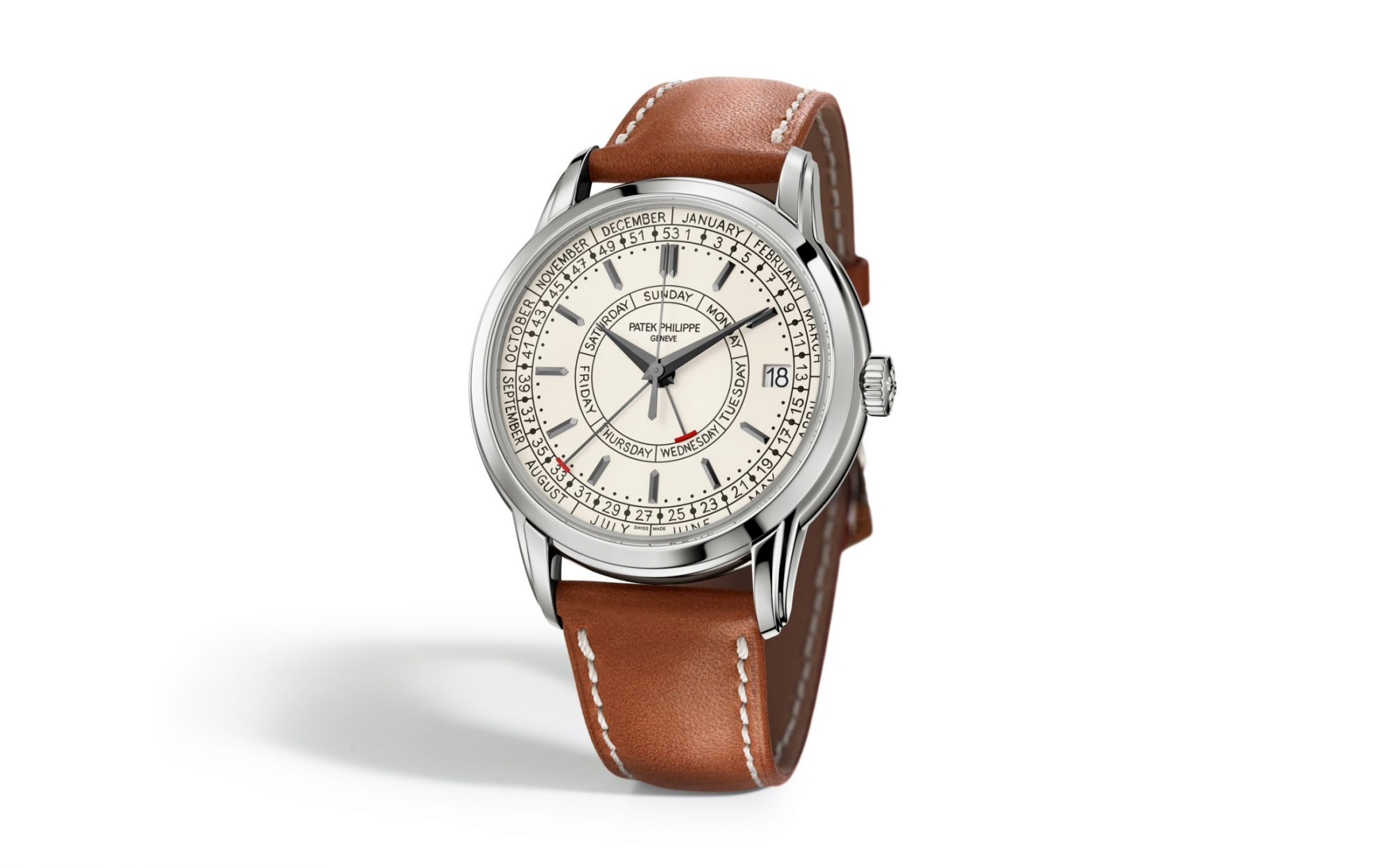 Patek Philippe Writes Its Own History With The Calatrava Weekly Calendar Ref 5212A Watch