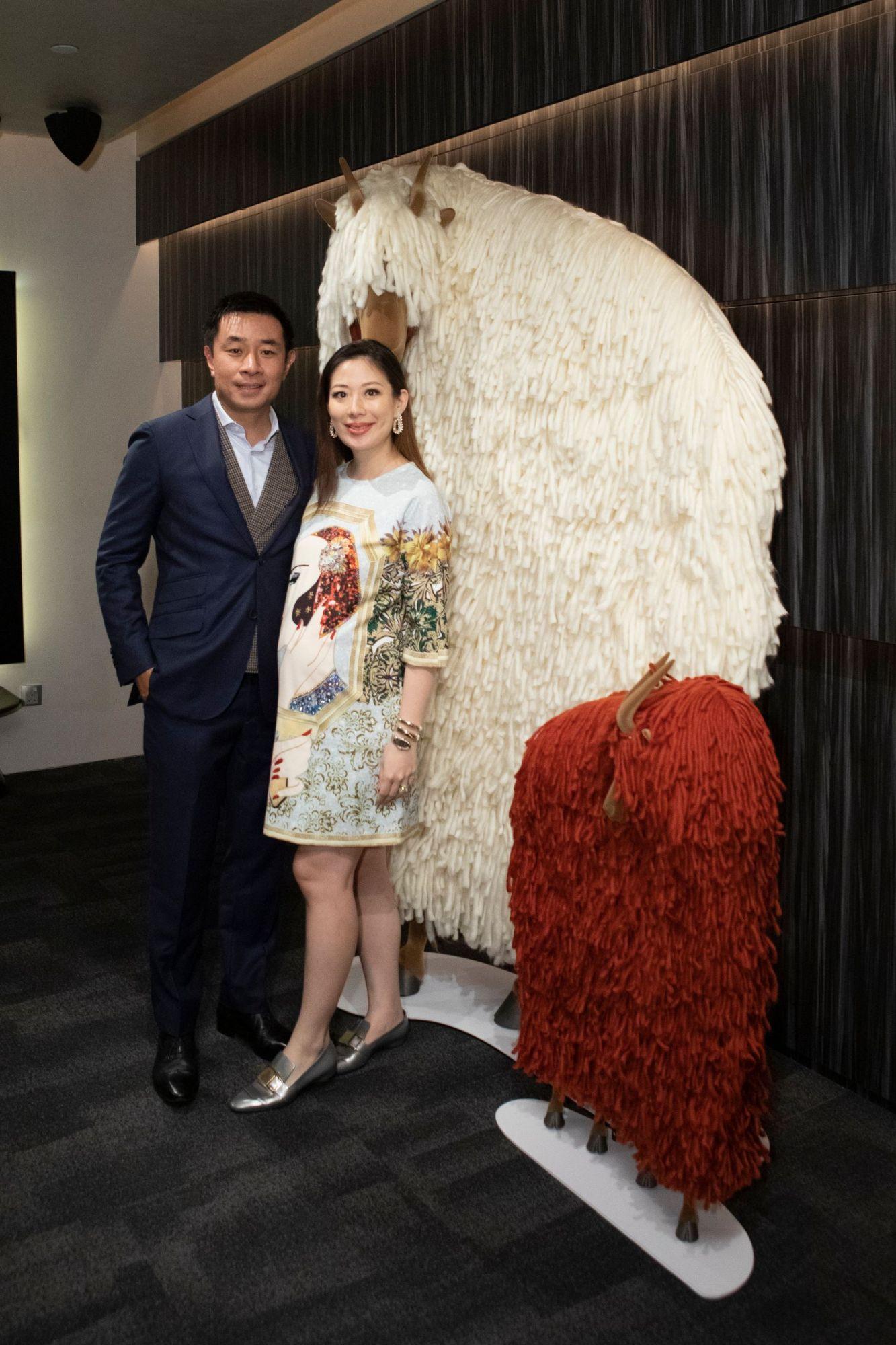 Choo Ken-Yi, Stephanie Lee