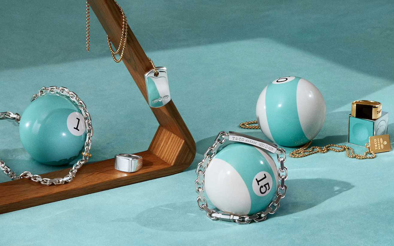 Tiffany & Co. Launches Its First Full Range Of Men's Jewellery And Accessories This Month