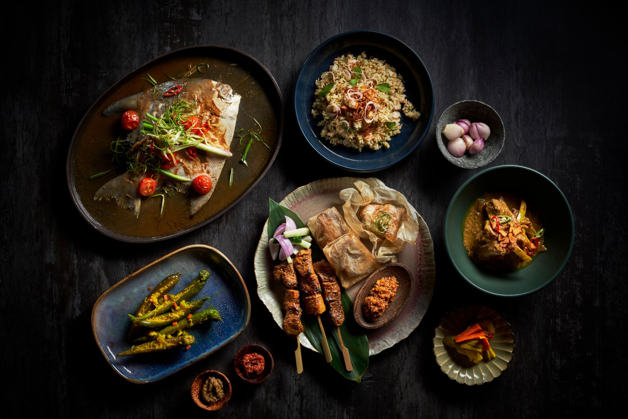 Singaporean Chef Damian D'Silva Ups His Game With New Restaurant Kin At Straits Clan