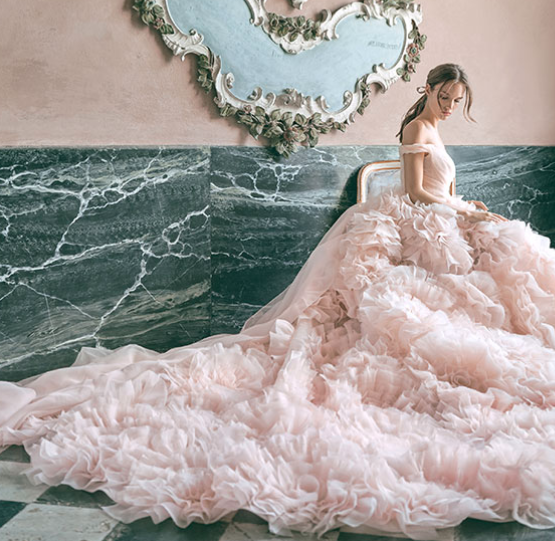 Fall 2020's Hottest Wedding Dress Trends—Fresh From The Bridal Fashion Week Runway