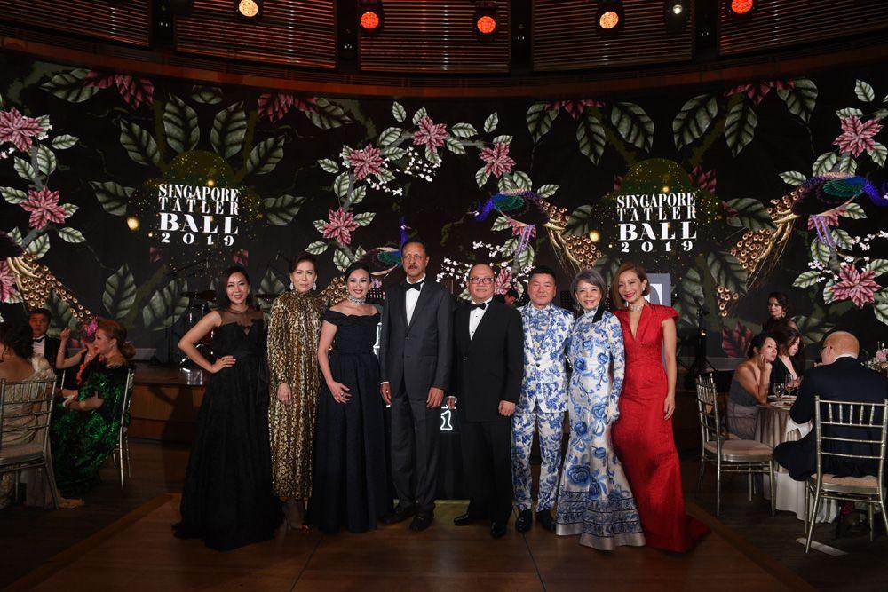 Singapore Tatler Ball 2019: Inside The Party @ Capella Singapore
