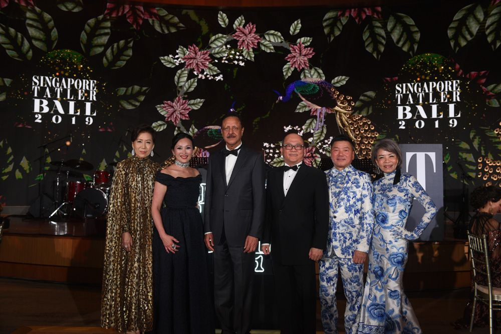 What Went Down At The Singapore Tatler Ball 2019