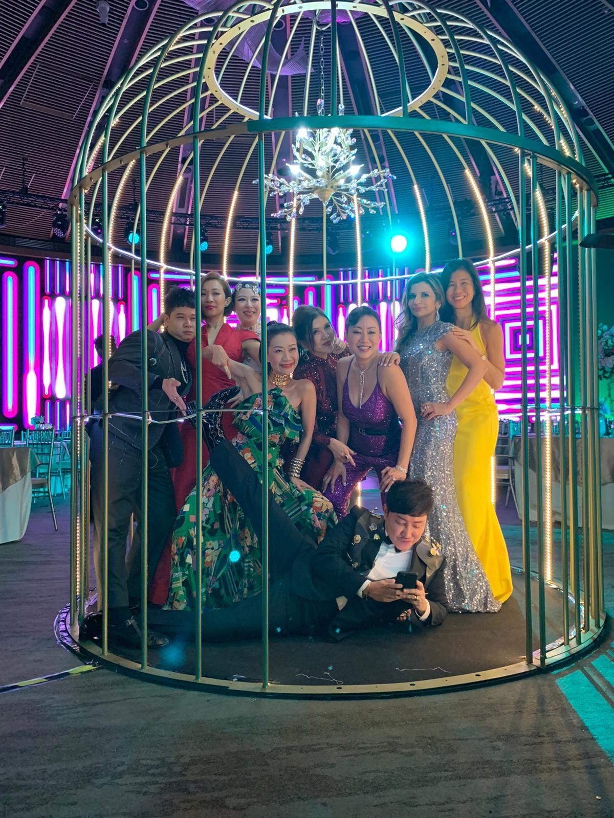#Tatlergram: The Singapore Tatler Ball 2019