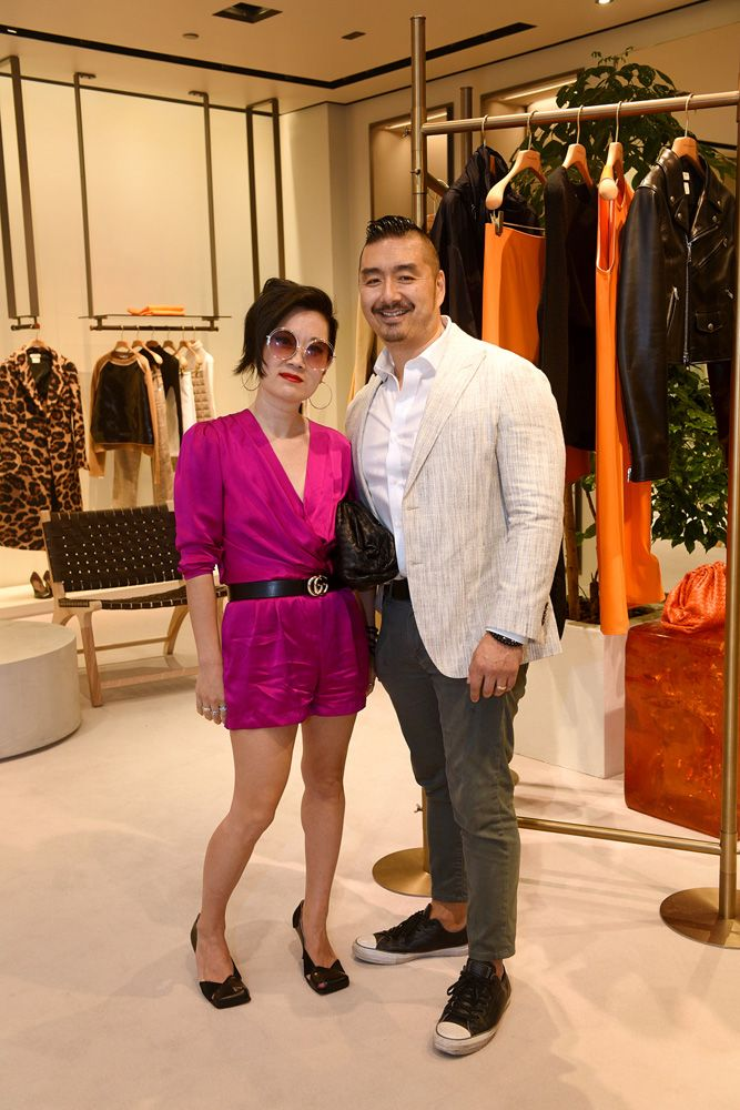 Singapore Tatler Ball 2019 Dressing Room Part Deux: A Soiree At Bottega Veneta