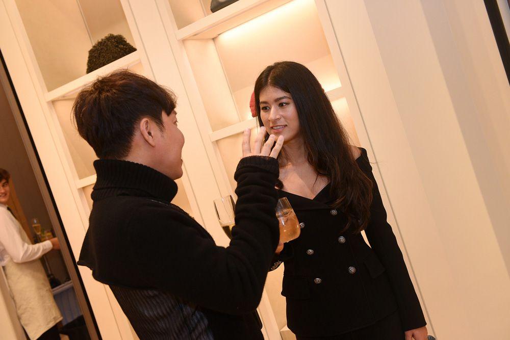 Singapore Tatler Ball 2019 Dressing Room Part Deux: A Soiree At Bottega Veneta