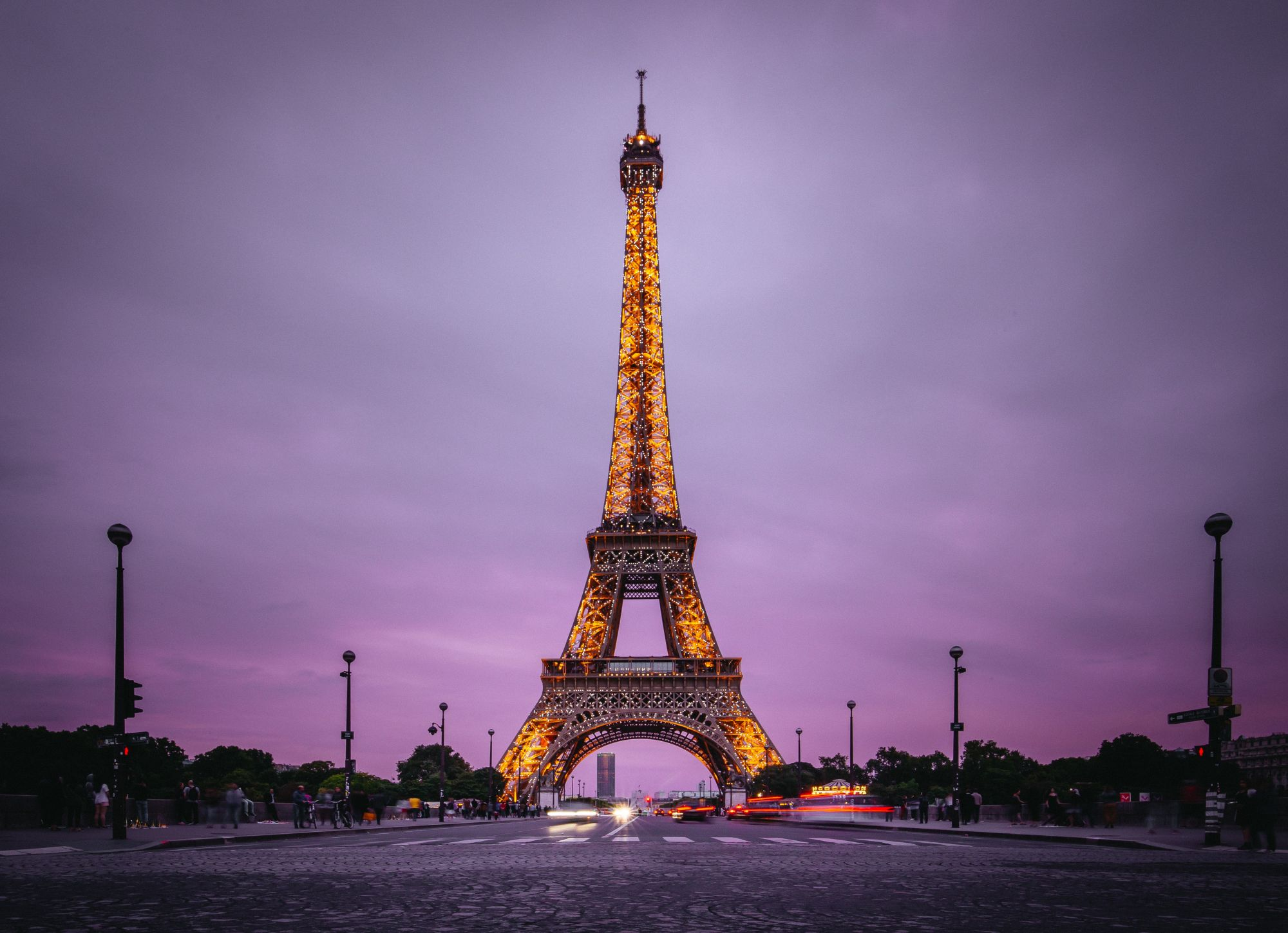 Paris' Eiffel Tower Will Soon Be Producing Its Own Wine