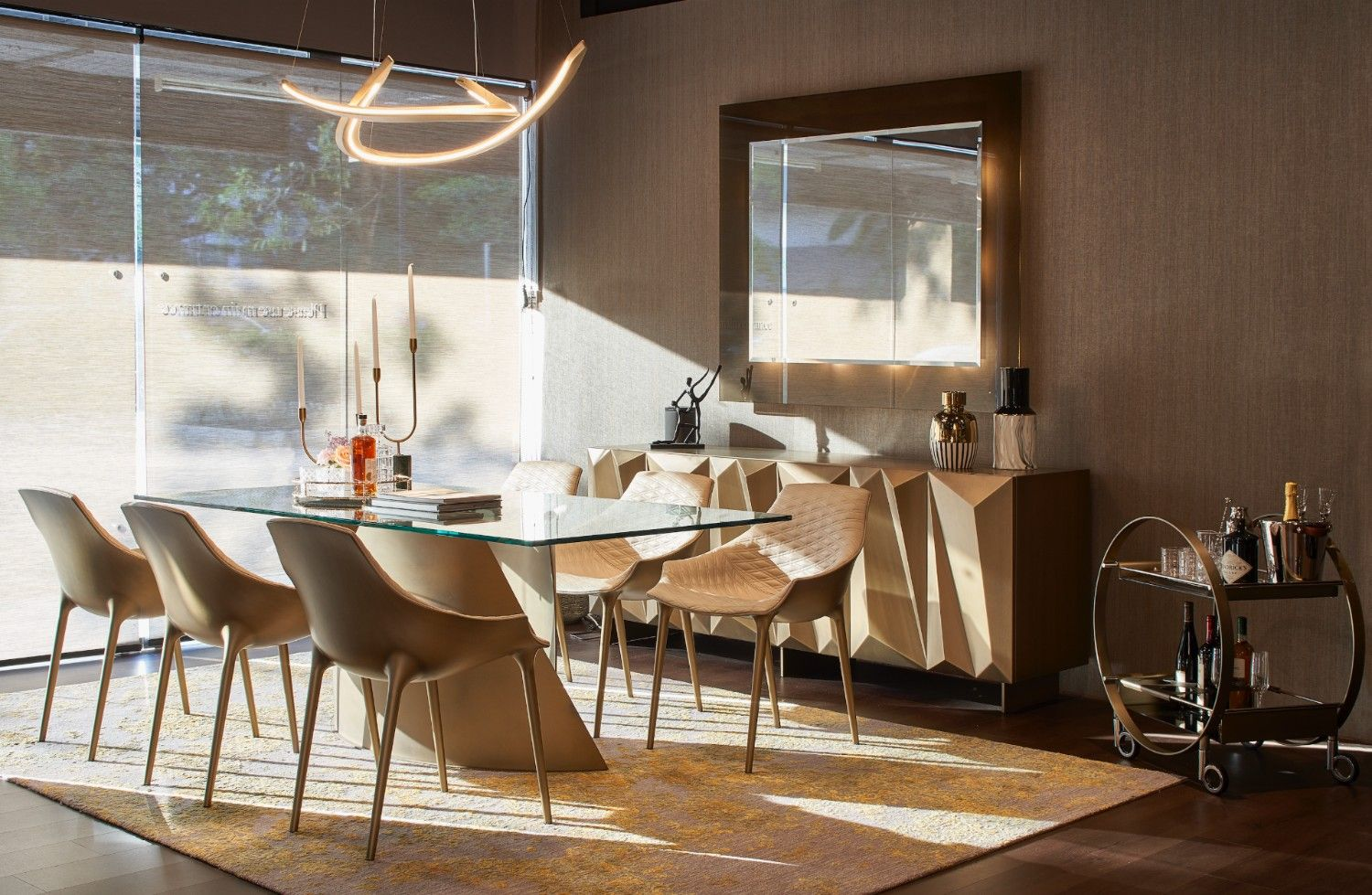 Sphere Living's New Furniture Showroom In Singapore Celebrates Its Italian Connections