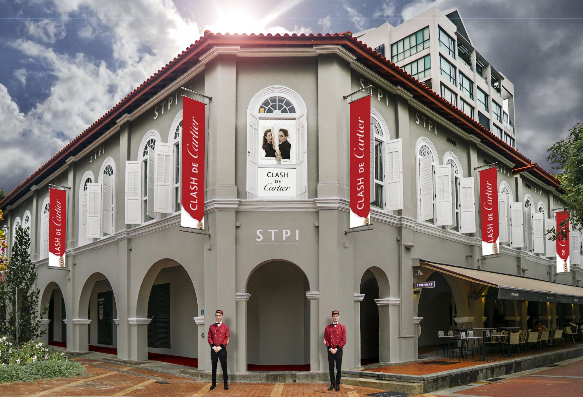 The Clash De Cartier Studio Pop-Up Comes To Singapore For One Weekend Only In November