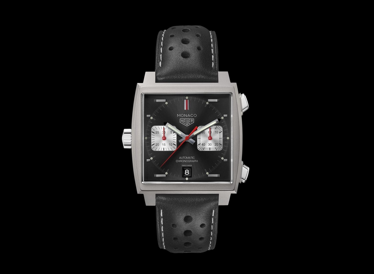 Tag Heuer Releases Its Fifth Limited Edition Monaco Watch For The Model's 50th Anniversary