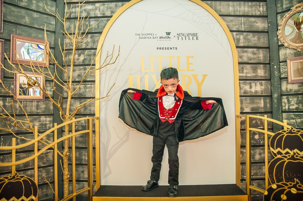 No Tricks, Only Treats For Kids At The Little Luxury Stars Halloween Party, By The Shoppes At Marina Bay Sands And Tatlings