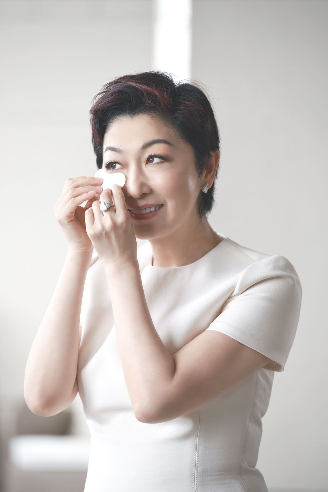Women's Rights Advocate Jin Lu Reveals How She Achieves Radiant Skin With MTM Skincare