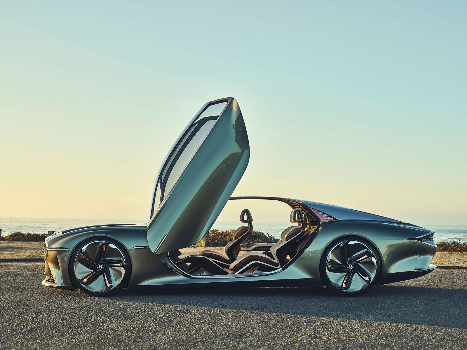 Bentley Enters Its Next Century Of Grand Touring With An All-Electric And Sustainable Vision For Its Cars