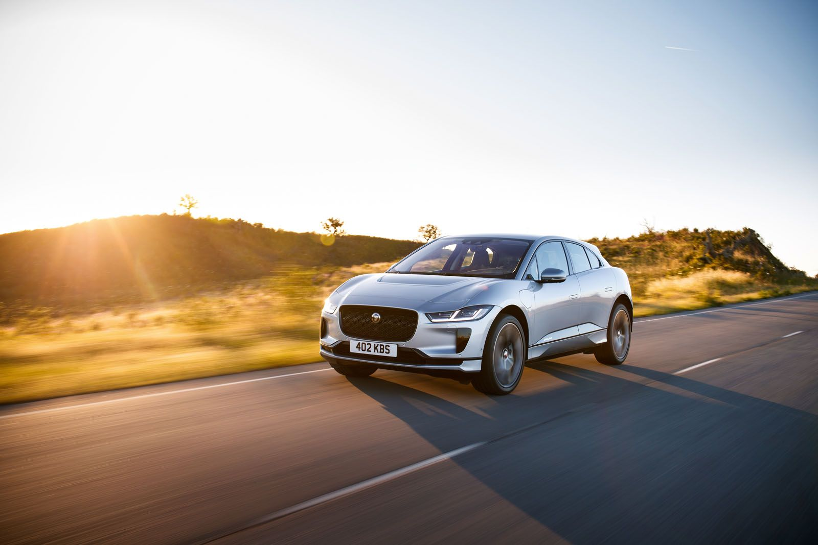 The I-Pace reveals Jaguar's elegant new design language