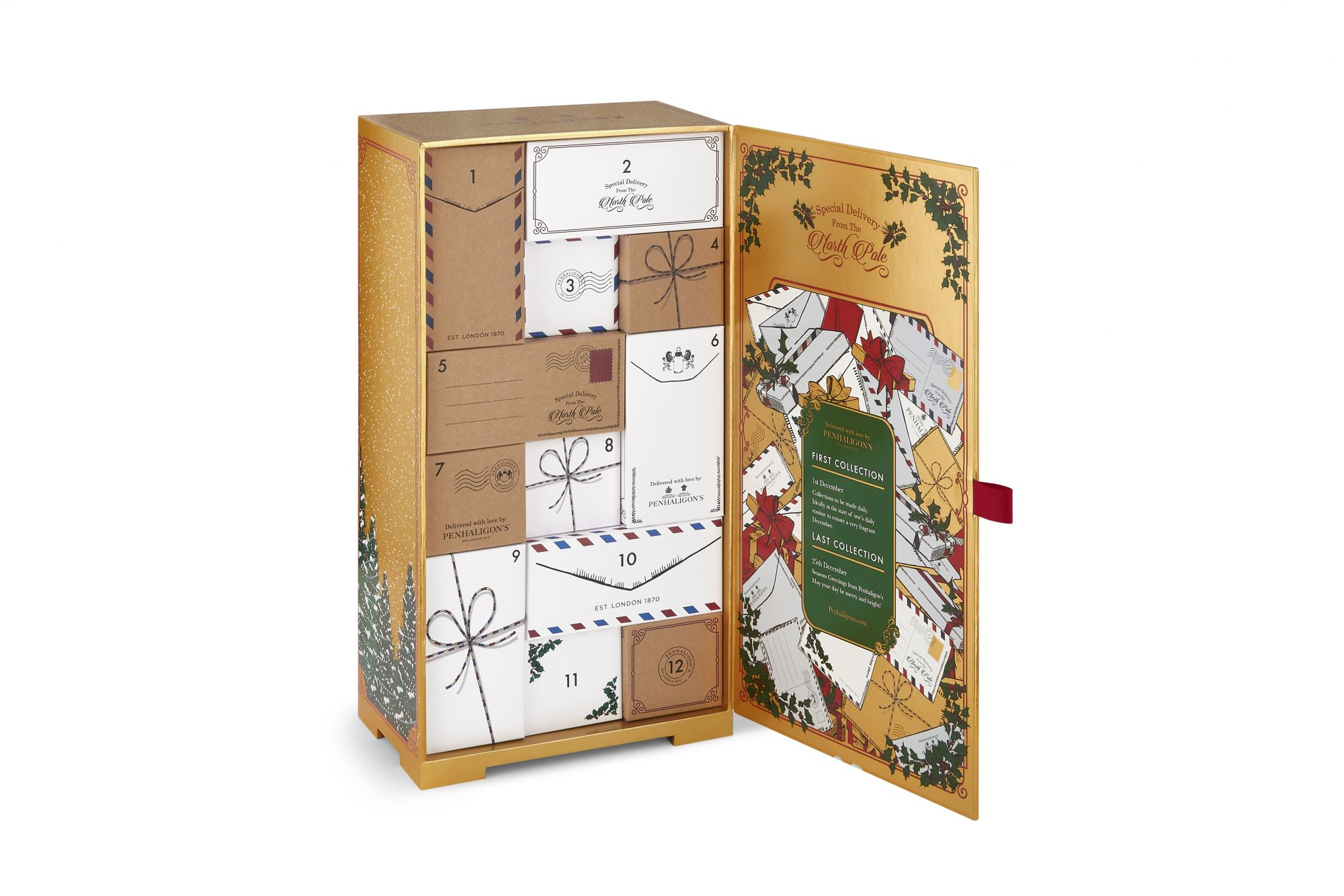 The Most Luxurious Advent Calendars For Christmas 2019 From Diptyque, Charlotte Tilbury, Tiffany & Co. And More