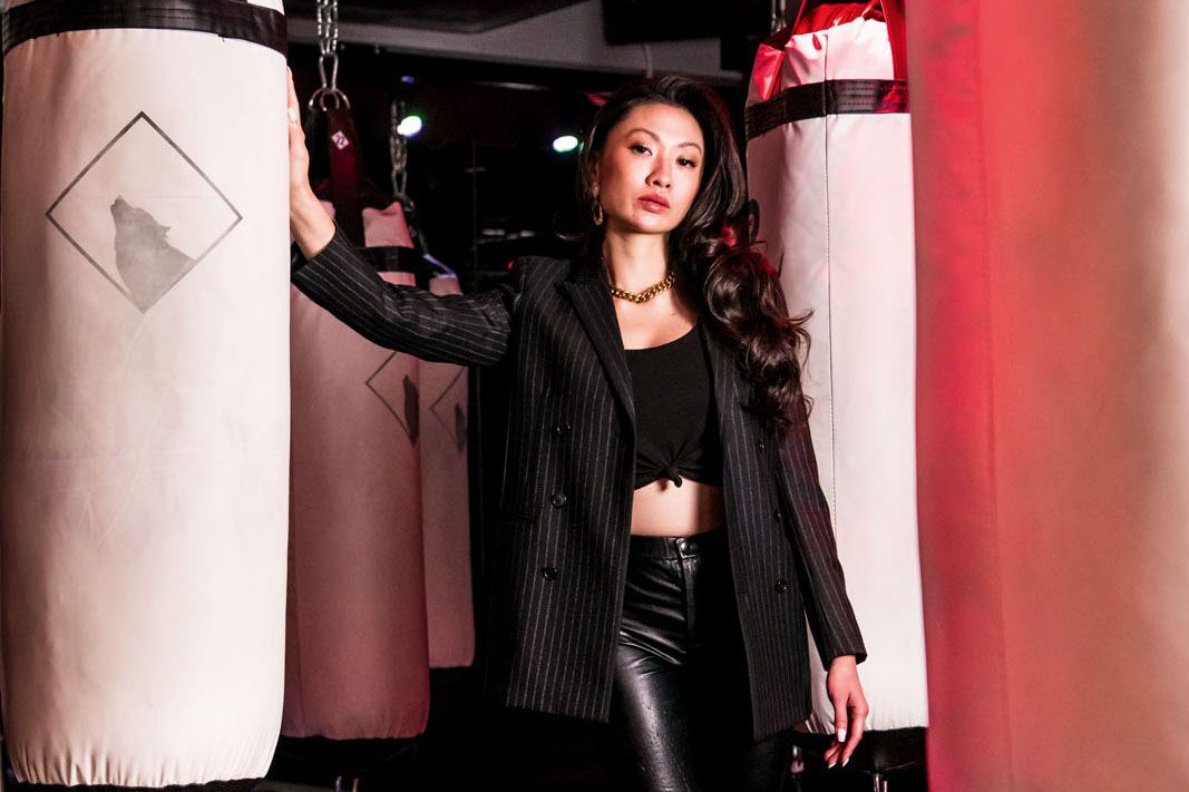 What's In CruBox CEO And Co-Founder Valerie Ding's Closet?