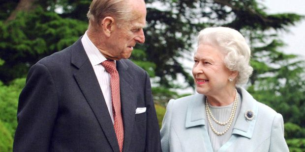 A Look Back At Queen Elizabeth II And Prince Philip's Royal Marriage