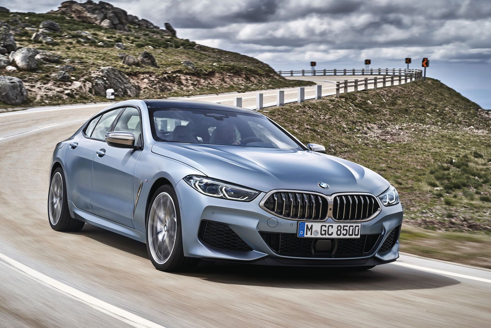 After a 20-year hiatus, the 8 Series returns to BMW's fleet with three new grand touring variants available in Singapore, including the four-door M850i xDrive Gran Coupe
