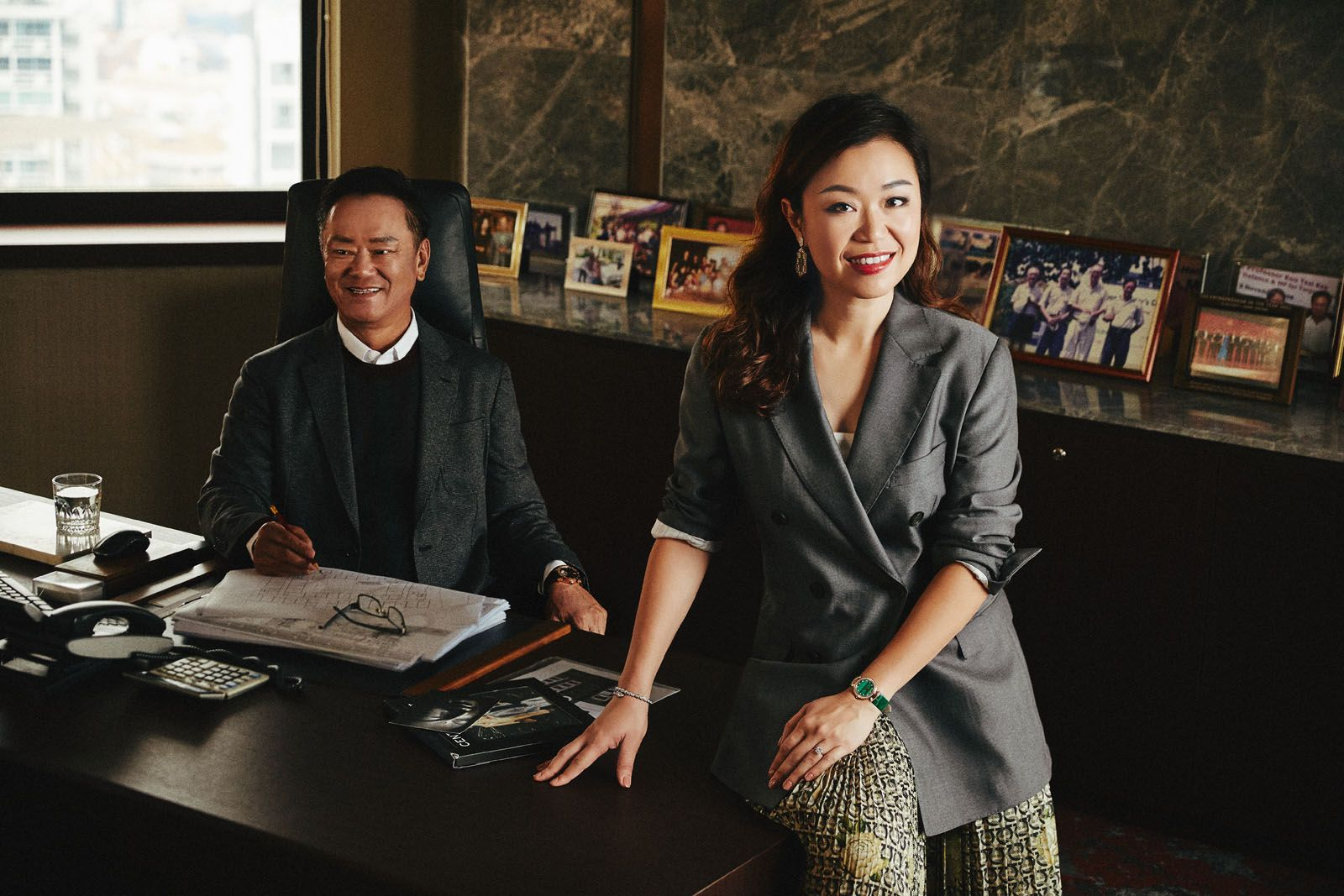 Hotel 81 Founder Choo Chong Ngen And His CEO Daughter Carolyn Have Lofty Ambitions Of Going Global With Their Company