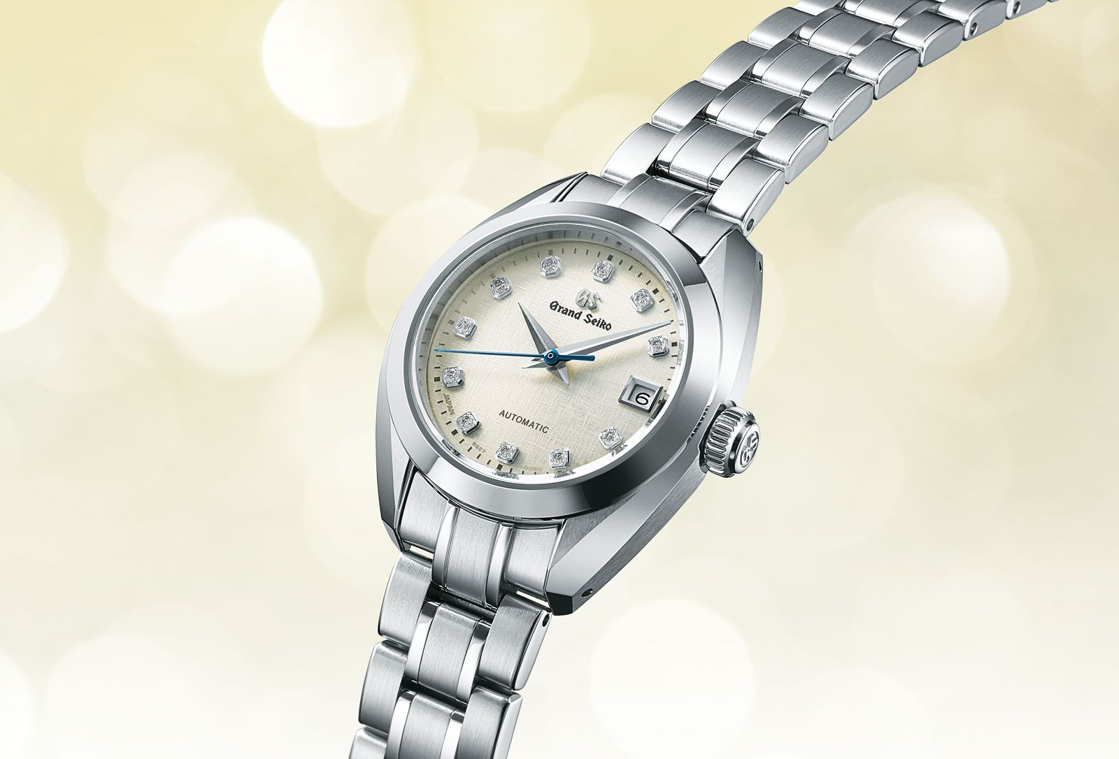 The Grand Seiko STGK007 (27.8mm)is a classic everyday watch