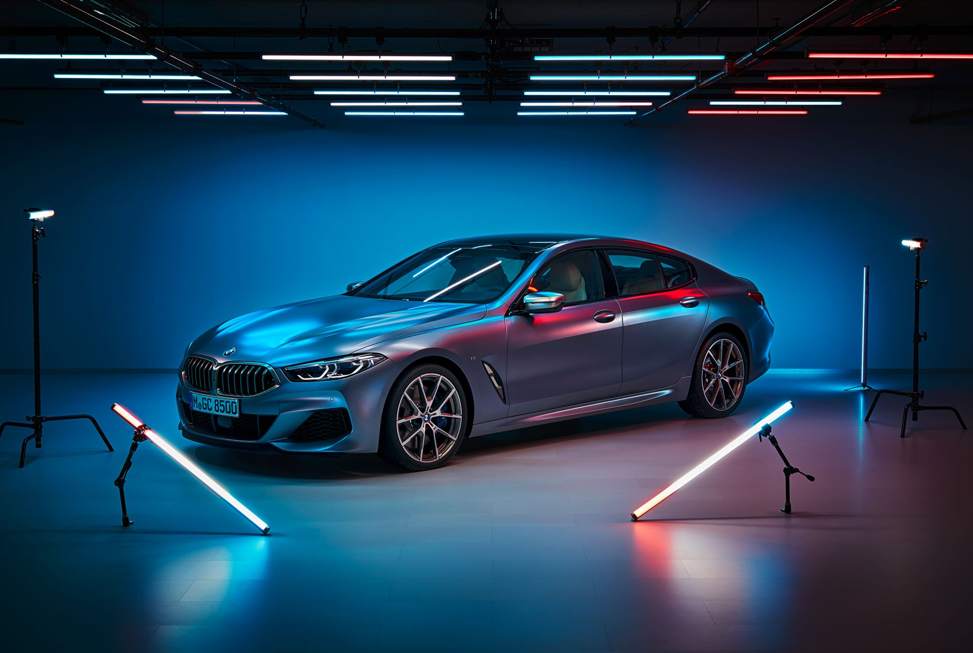 The New BMW 8 Series Lives Up To Its Iconic Name As The Marque's Top Grand Tourer