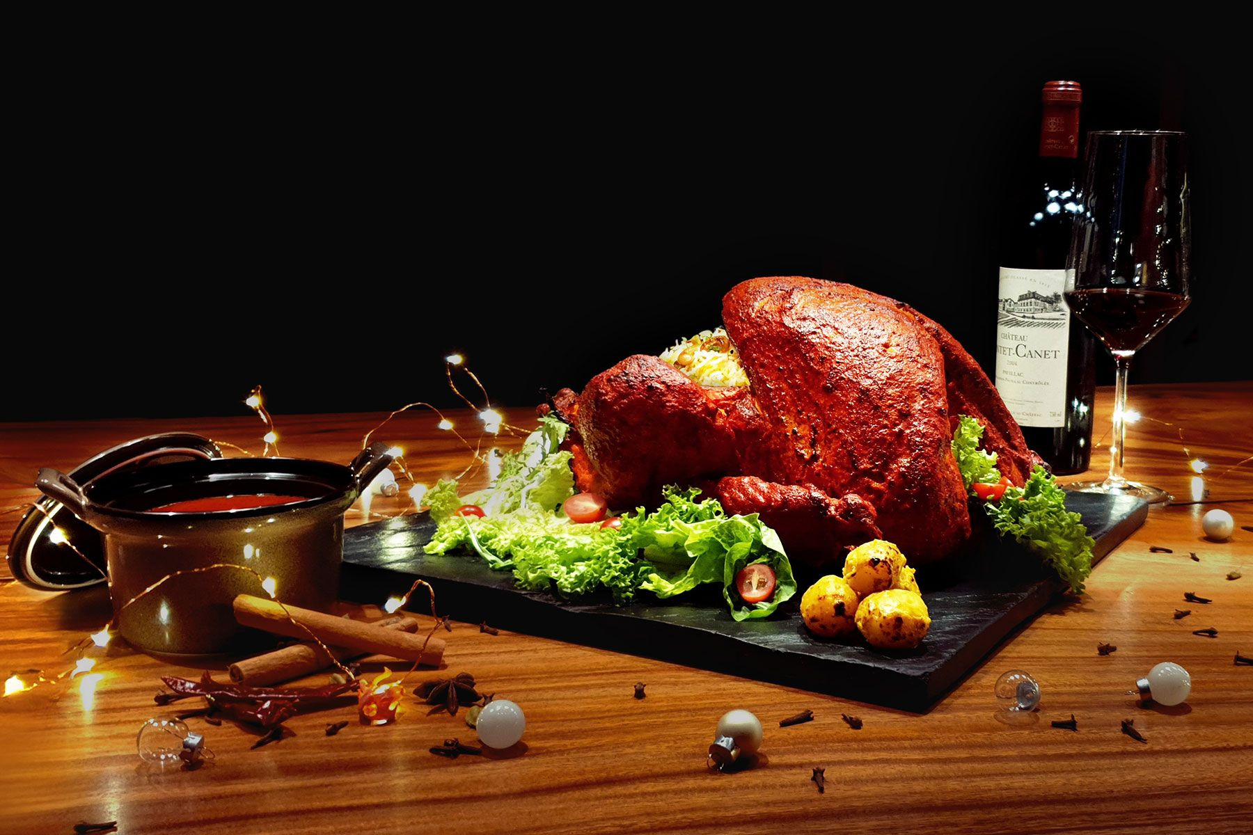 The Best Roast Turkeys In Singapore To Bring To Your Christmas Party In 2019