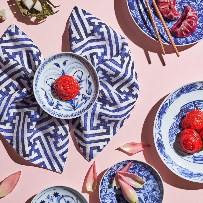 Singapore Fashion Brand Ong Shunmugam Launches Suvarnabumi Tableware Line