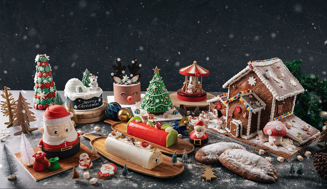 The Best Log Cakes In Singapore To Sweeten Your Christmas Feast In 2019