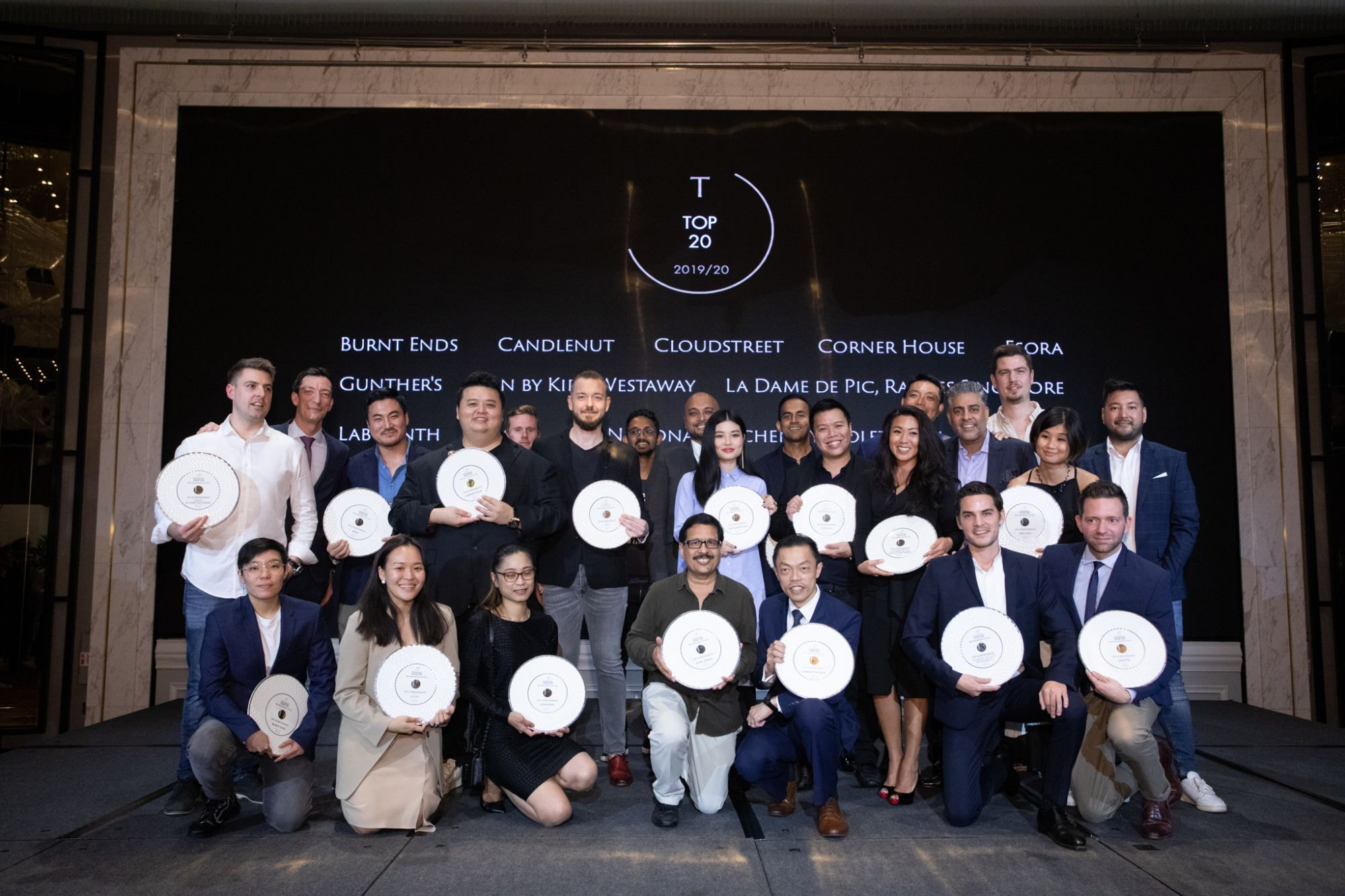 What Went Down At The T.Dining Best Restaurants 2019 And 2020 Awards