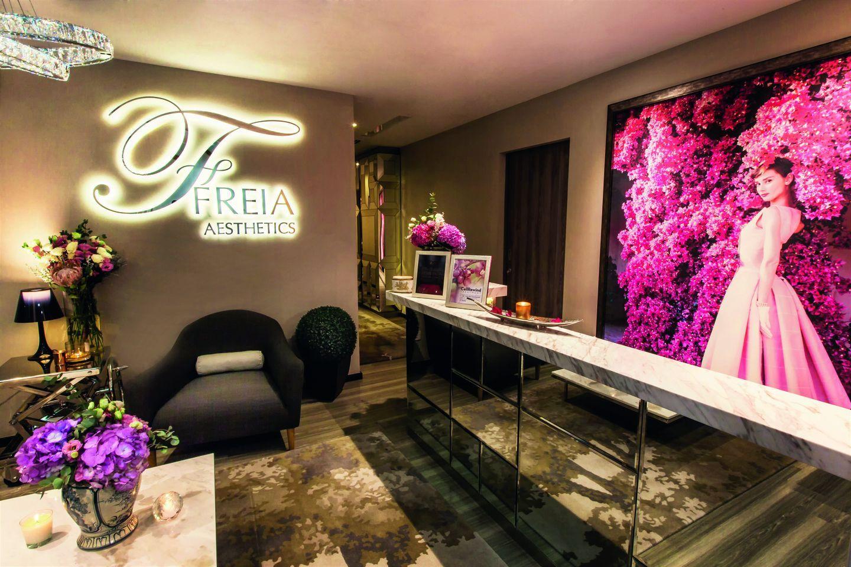 A Beauty Addict Diary: A Review Of Freia Aesthetics' Plasma Facial