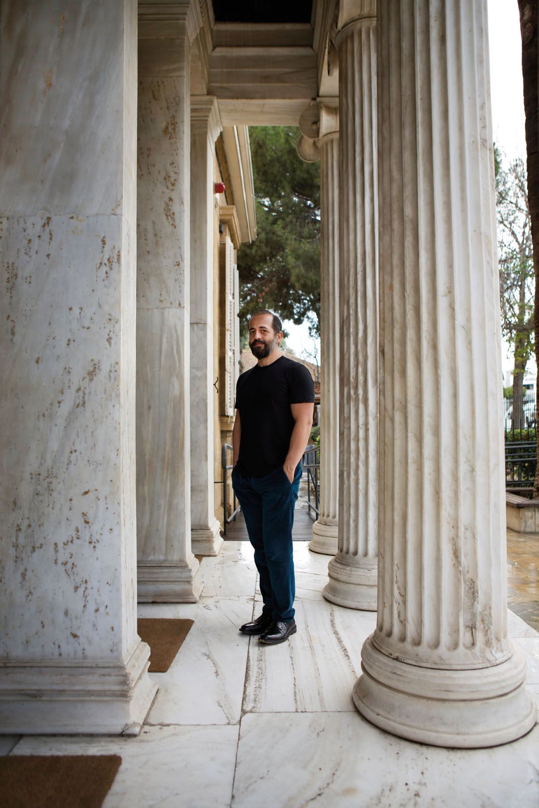 Cypriot-born designer Michael Anastassiades (photo: Rich Stapleton)