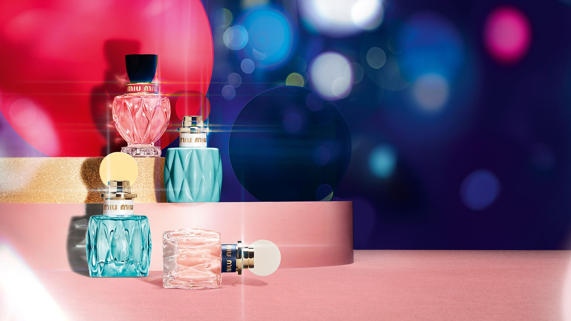There's A Perfume For Every Miu Miu Party Girl—Which One Are You?