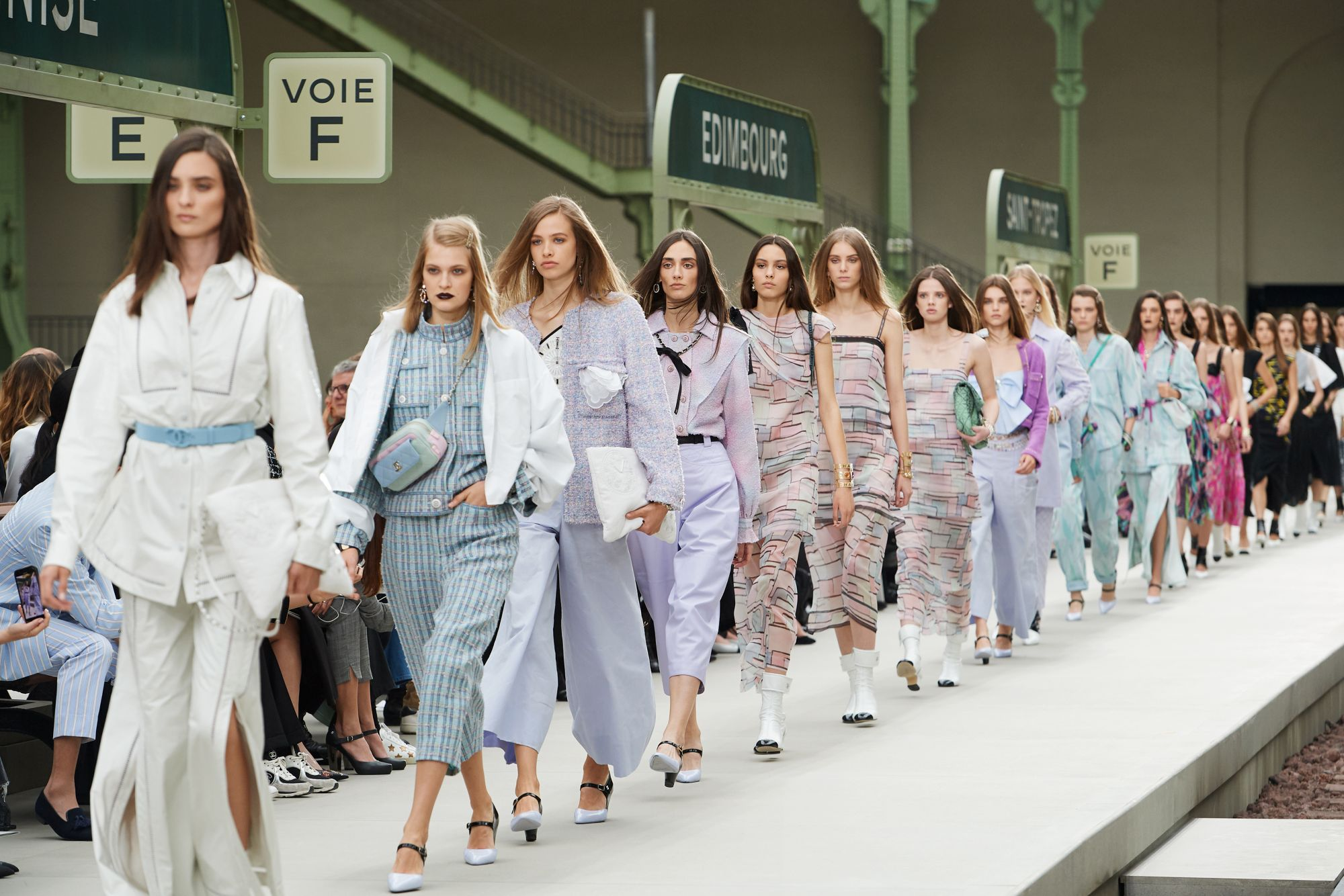 Tatler 10: How To Travel In Style Wearing Chanel's Cruise 2020 Collection