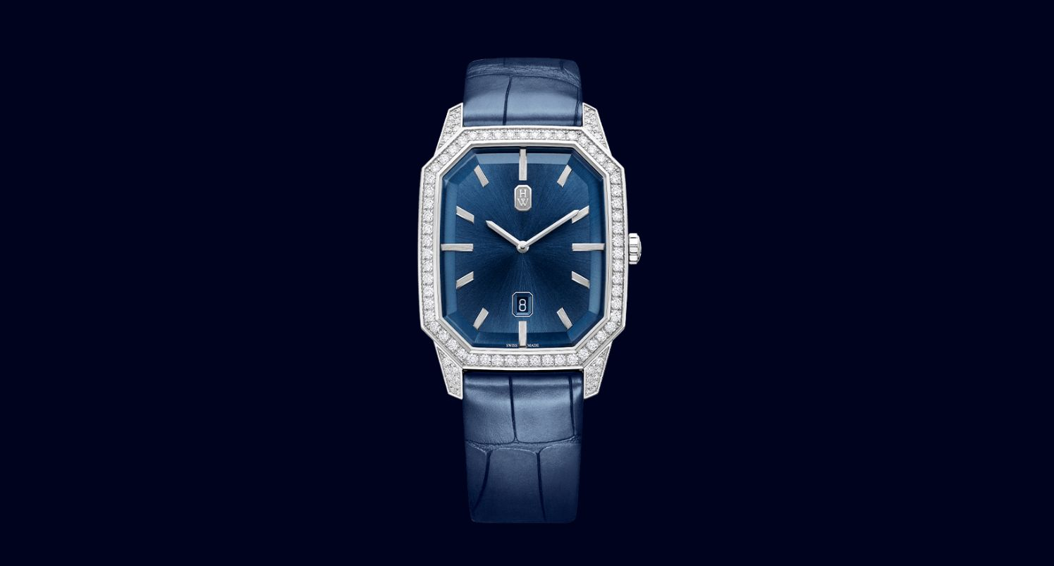 Harry Winston's Emerald Watch Gets Upsized To 33mm