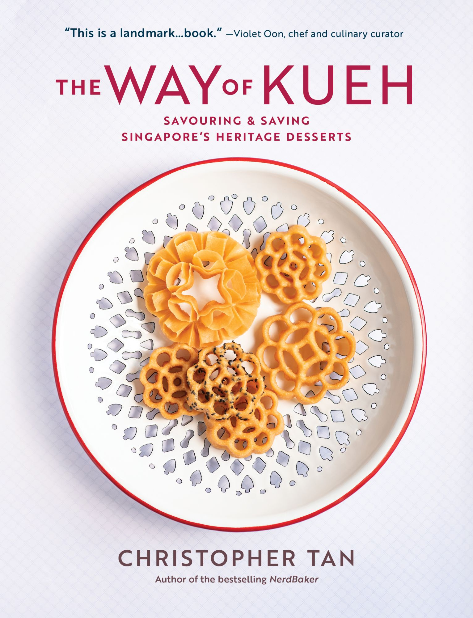 The Most Definitive Book About Kueh in Singapore Makes its Debut
